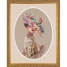 """""""Викторианская елегантность//Victorian Elegance"""" DIMENSIONS Gold Collection"""