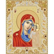 Венчальная пара. Богородица Казанская
